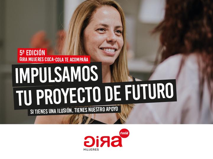 GIRA Mujeres Coca- Cola 5ª Edición