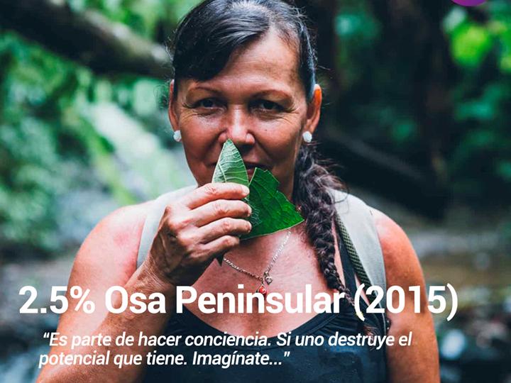 """2.5% Osa Peninsular"": ciclo de Another Way Film Festival para mentes inquietas"